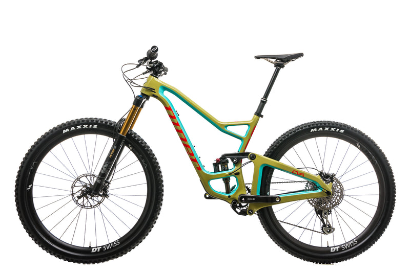 Niner RIP 9 RDO 5-Star Mountain Bike - 2019, Large non-drive side