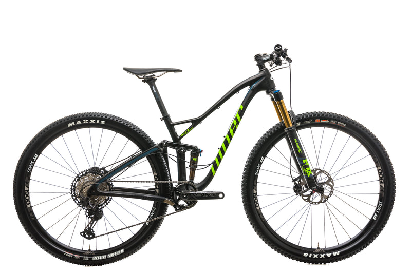Niner RKT 9 RDO 4-Star Mountain Bike - 2020, X-Small drive side