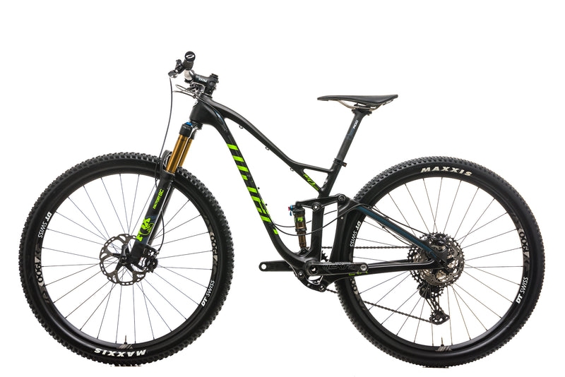 Niner RKT 9 RDO 4-Star Mountain Bike - 2020, X-Small non-drive side