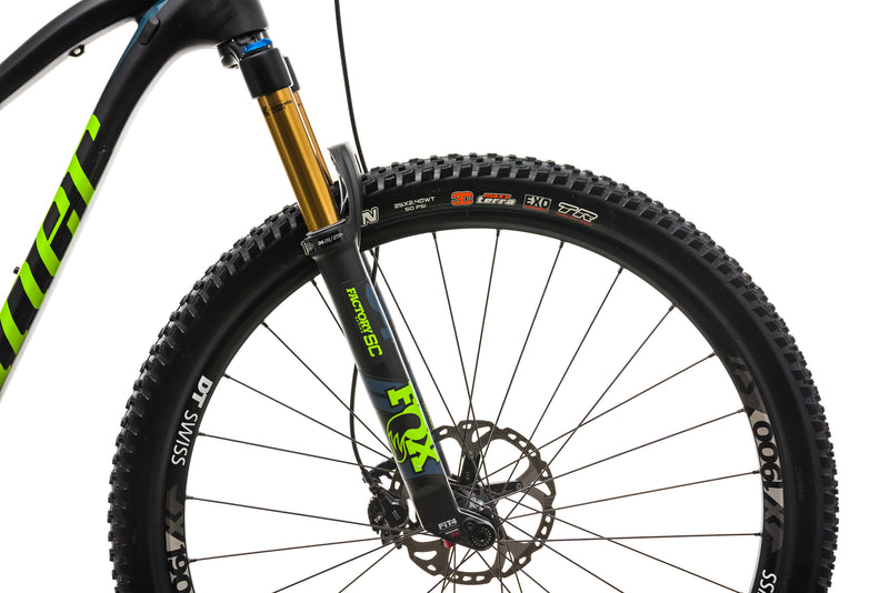 Niner RKT 9 RDO 4-Star Mountain Bike - 2020, X-Small cockpit