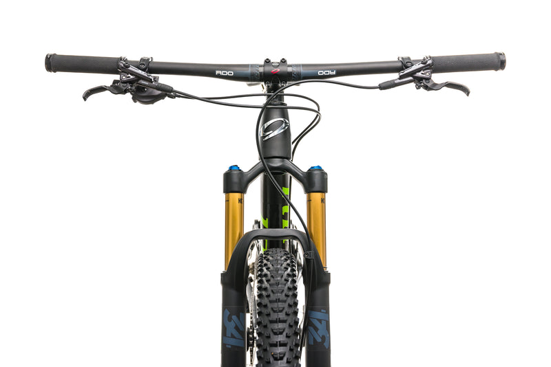 Niner RKT 9 RDO 4-Star Mountain Bike - 2020, X-Small crank