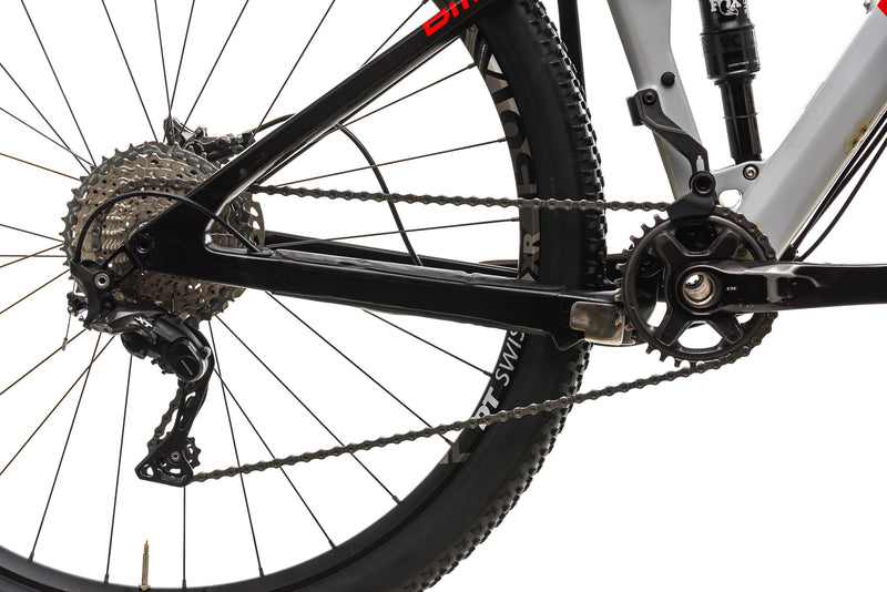 BMC Fourstroke 01 Mountain Bike - 2017, Medium drivetrain