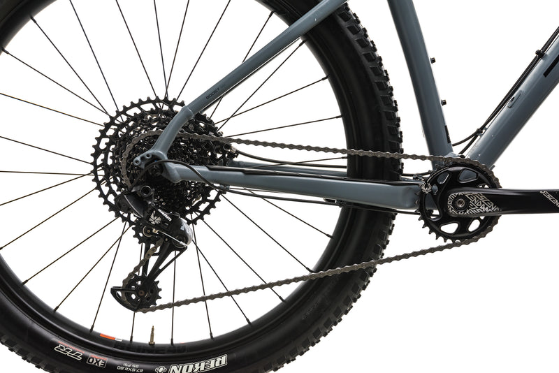 "Trek Roscoe 8 Mountain Bike - 2019, 19.5"" drivetrain"