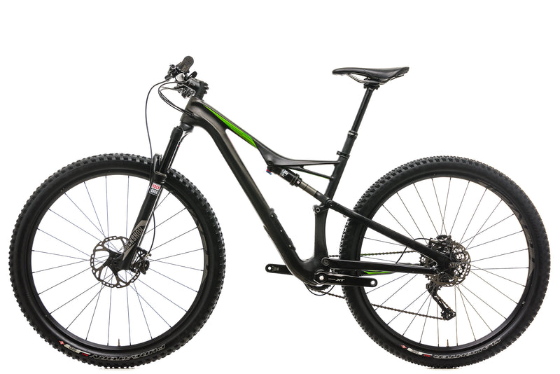 Specialized Camber Comp 29 Mountain Bike - 2016, Medium non-drive side