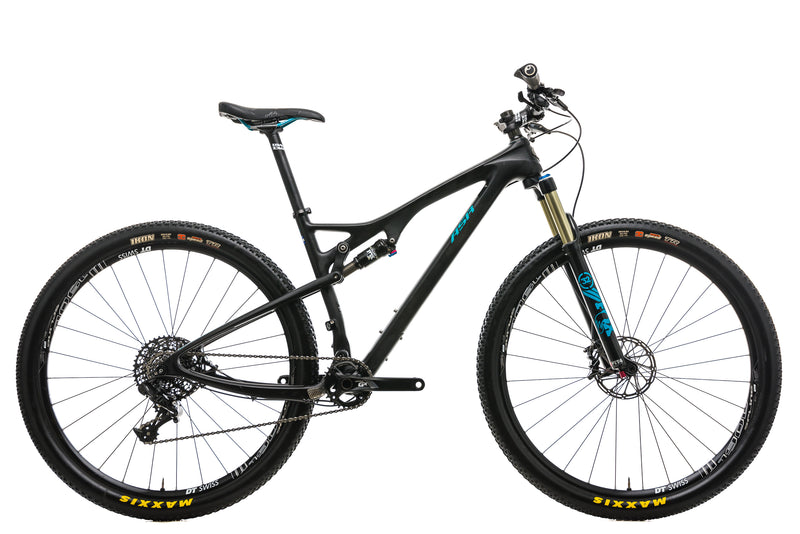 Yeti ASR Enduro Mountain Bike - 2016, Medium drive side