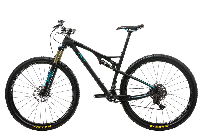 Yeti ASR Enduro Mountain Bike - 2016, Medium non-drive side