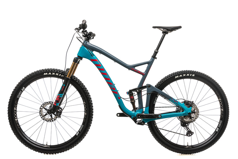 Niner Jet 9 RDO 4-Star Mountain Bike - 2020, X-Large non-drive side