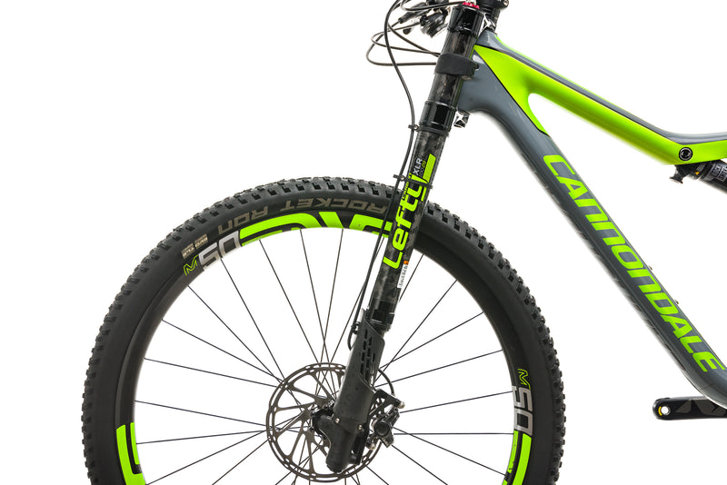 Cannondale Scalpel-Si Team Hi-Mod Mountain Bike - 2018, Large cockpit