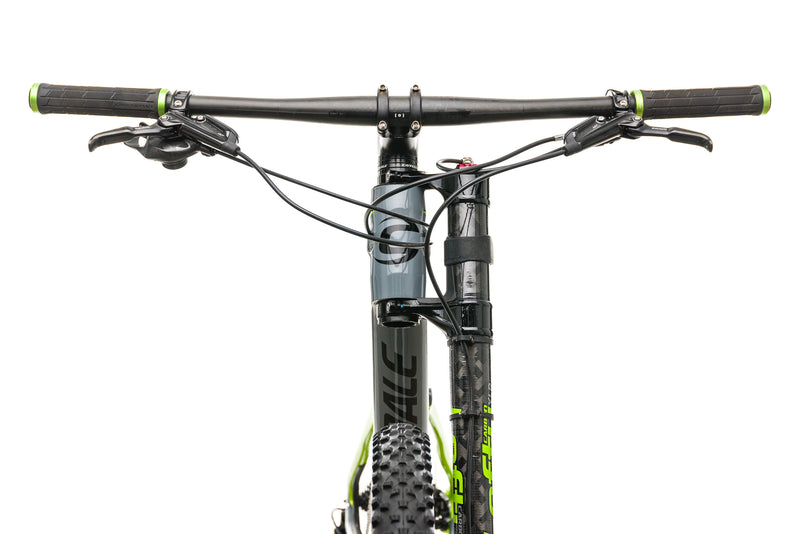 Cannondale Scalpel-Si Team Hi-Mod Mountain Bike - 2018, Large crank