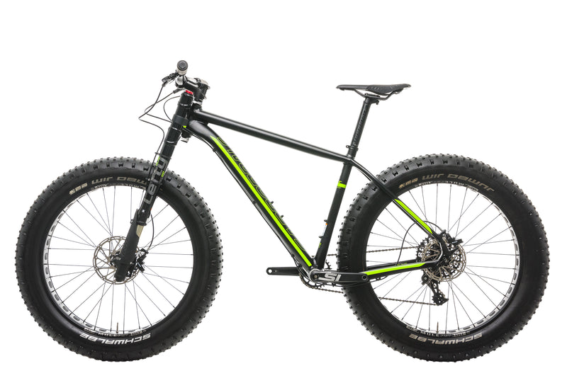Cannondale Fat CAAD 1 Mountain Bike - 2018, Large non-drive side