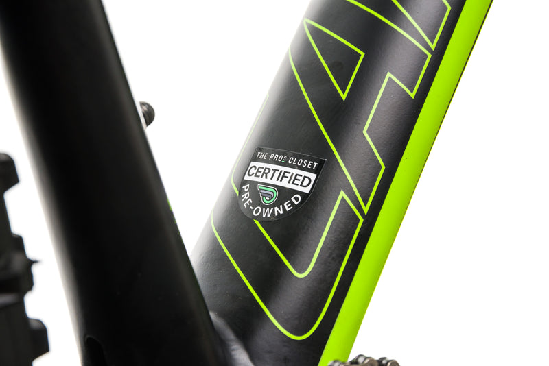 Cannondale Fat CAAD 1 Mountain Bike - 2018, Large sticker