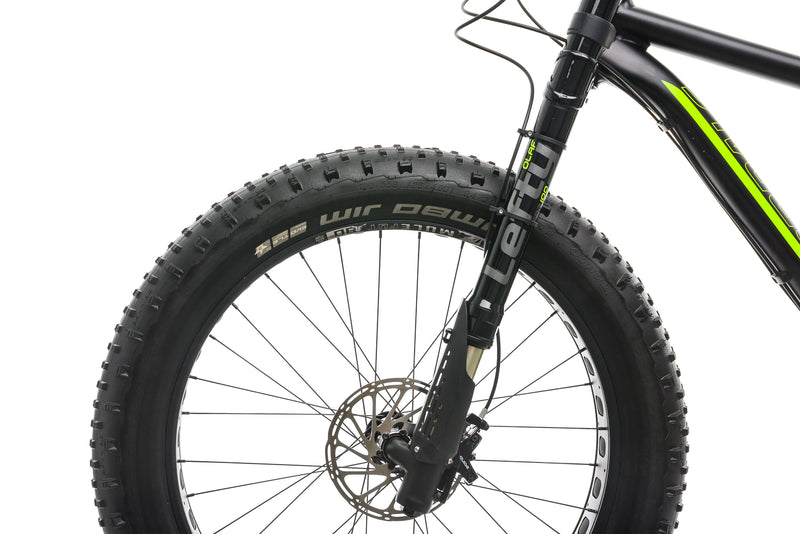 Cannondale Fat CAAD 1 Mountain Bike - 2018, Large front wheel
