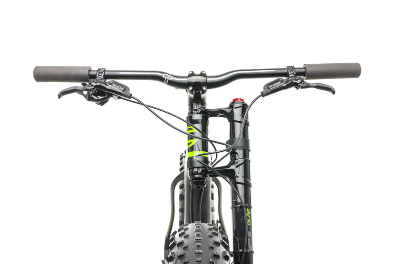 Cannondale Fat CAAD 1 Mountain Bike - 2018, Large cockpit