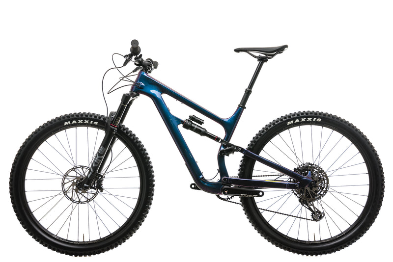 Cannondale Habit Carbon SE Mountain Bike - 2020, Medium non-drive side
