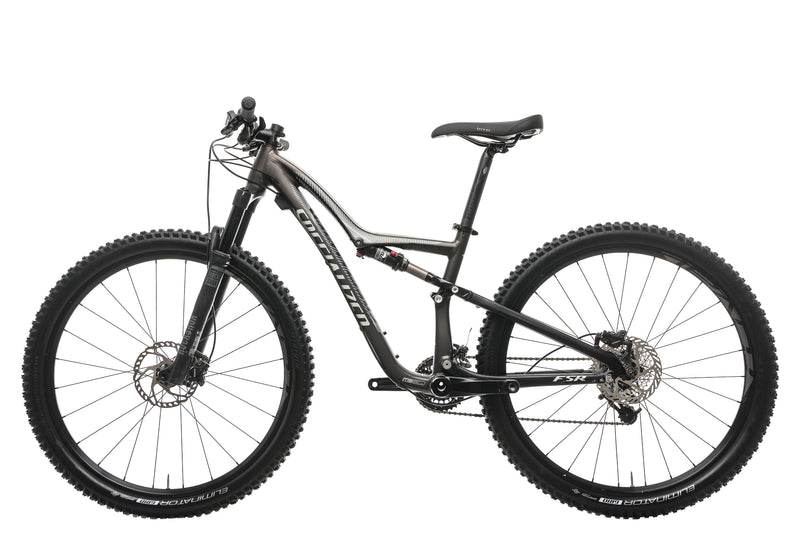 Specialized Rumor FSR Comp 650B Womens Mountain Bike - 2016, Small non-drive side