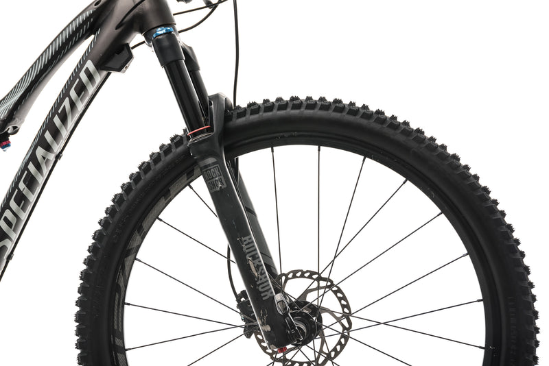 Specialized Rumor FSR Comp 650B Womens Mountain Bike - 2016, Small cockpit