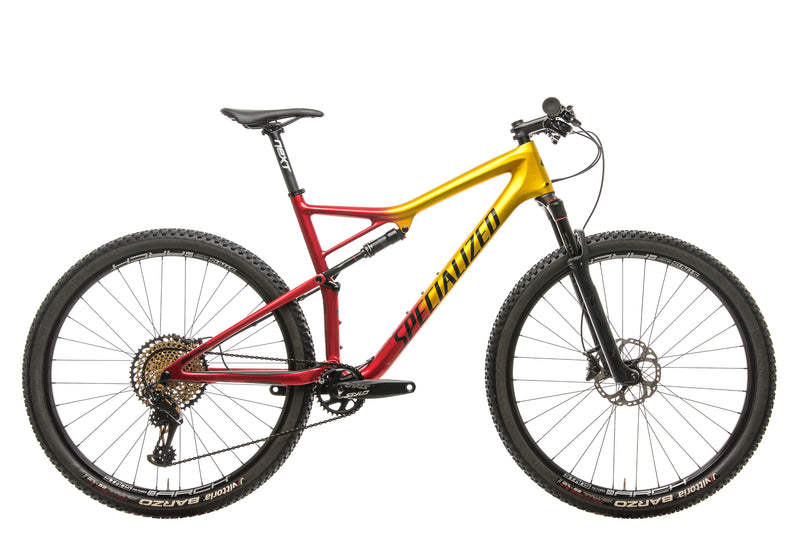 Specialized Epic Expert Carbon 29 Mountain Bike - 2018, X-Large drive side