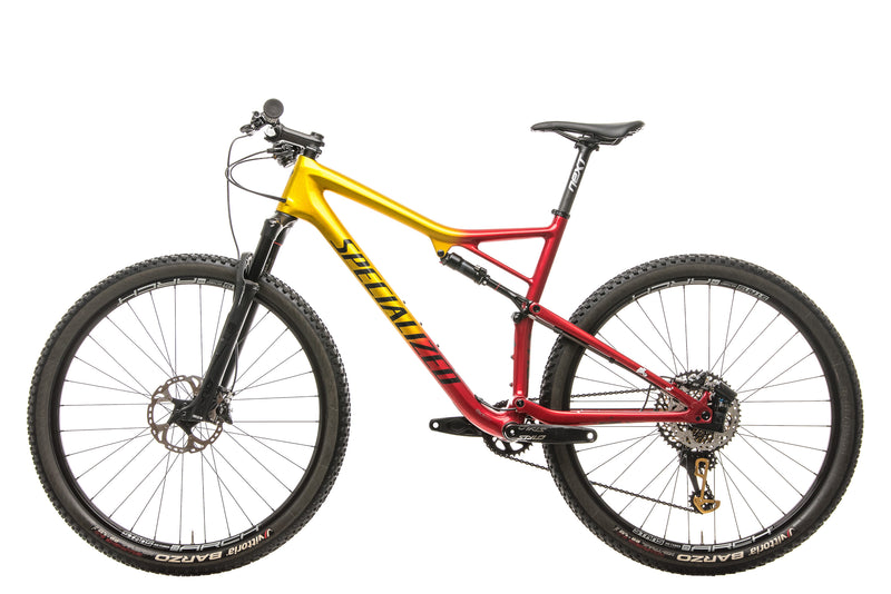 Specialized Epic Expert Carbon 29 Mountain Bike - 2018, X-Large non-drive side