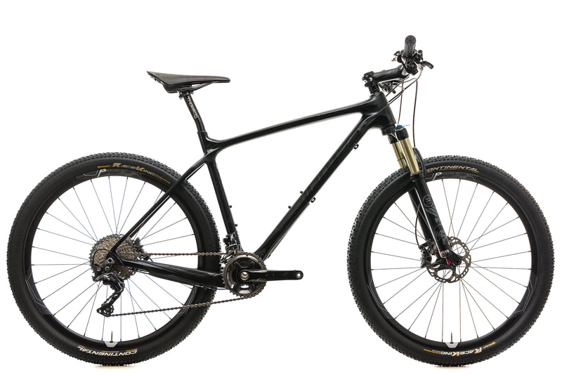 Giant XTC Advanced 1 Mountain Bike - 2016, Large drive side