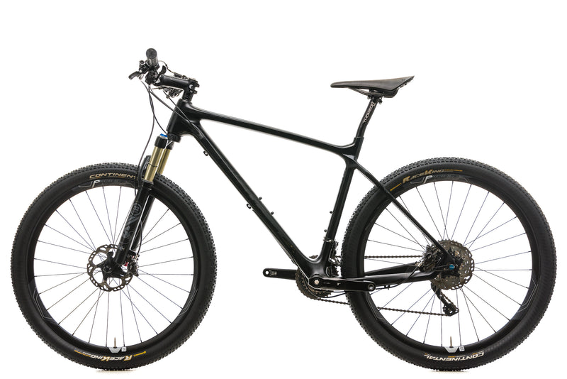 Giant XTC Advanced 1 Mountain Bike - 2016, Large non-drive side