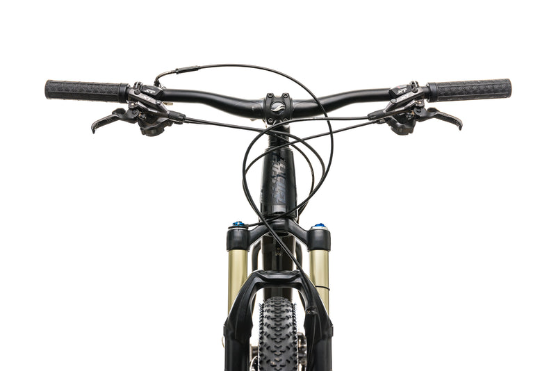 Giant XTC Advanced 1 Mountain Bike - 2016, Large cockpit