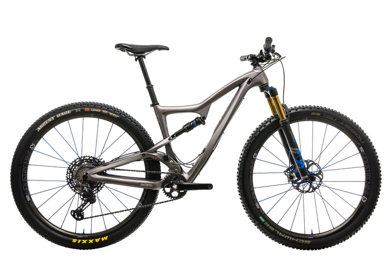 Ibis Ripley LS Mountain Bike - 2018, Medium drive side