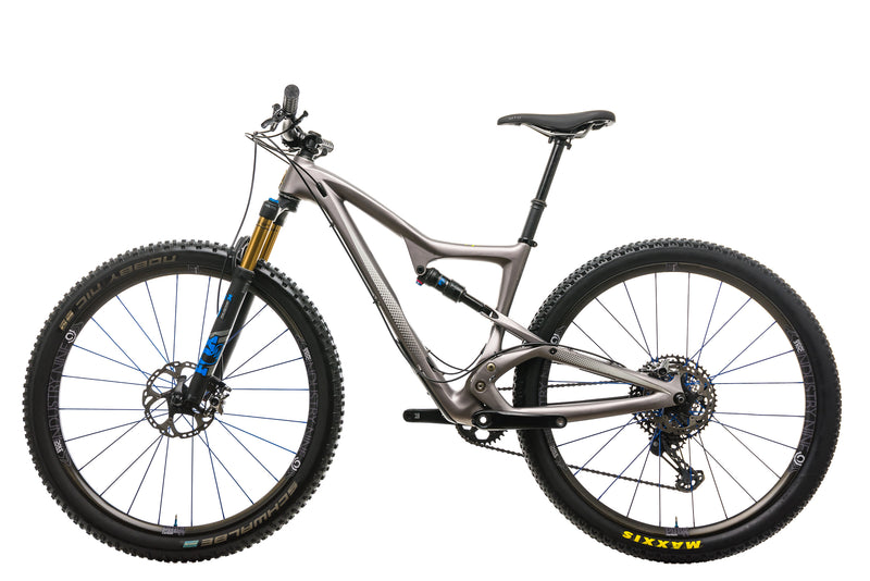 Ibis Ripley LS Mountain Bike - 2018, Medium non-drive side