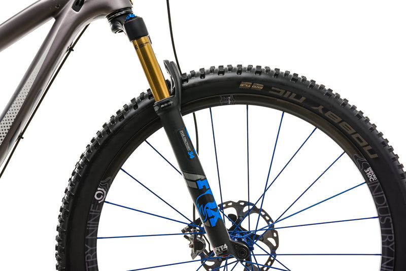 Ibis Ripley LS Mountain Bike - 2018, Medium cockpit