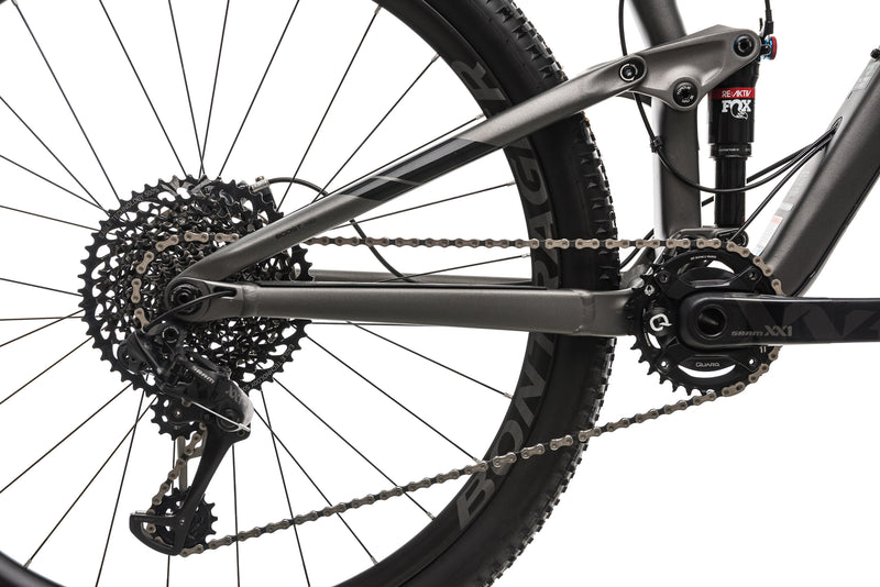 "Trek Top Fuel 9.8 SL Mountain Bike - 2019, 17.5"" drivetrain"