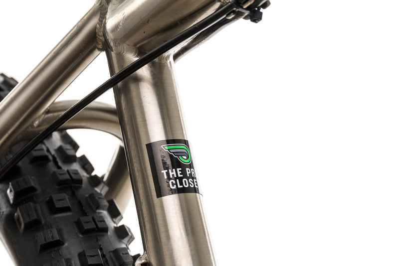 Salsa El Mariachi Ti Mountain Bike - 2014, Large sticker