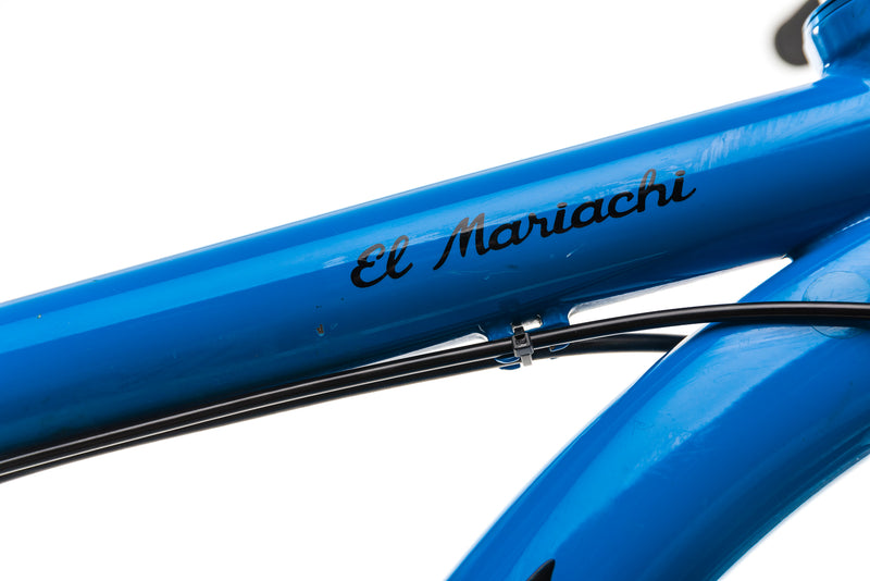 Salsa El Mariachi Ti Mountain Bike - 2014, Large detail 3