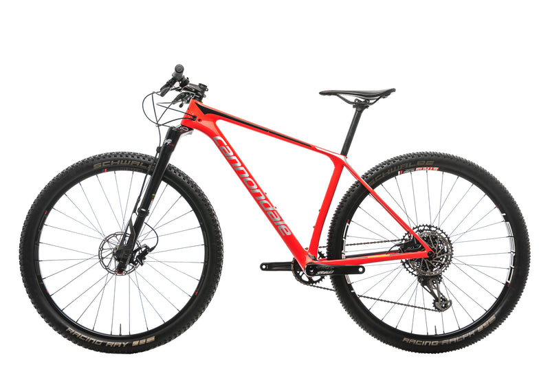 Cannondale F-Si Carbon 3 Mountain Bike - 2019, Medium non-drive side