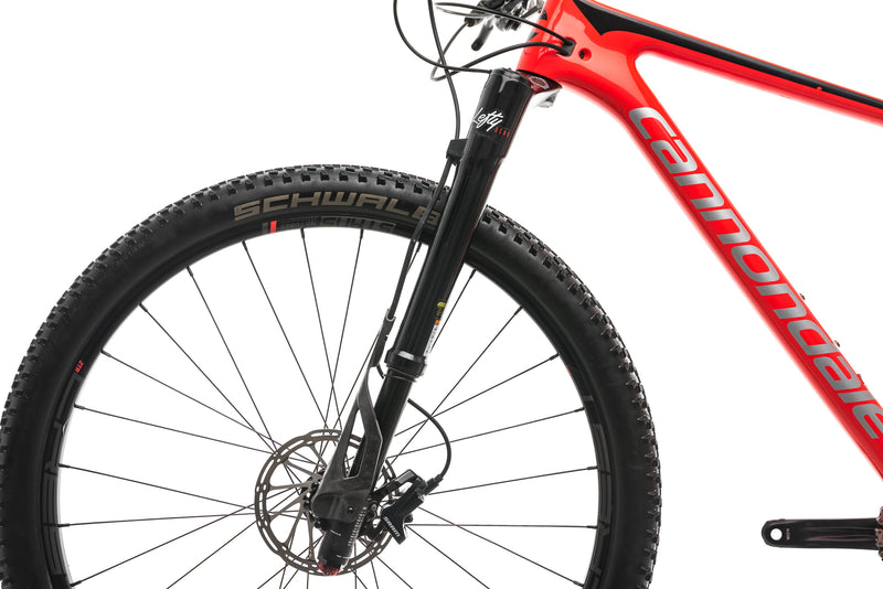 Cannondale F-Si Carbon 3 Mountain Bike - 2019, Medium front wheel