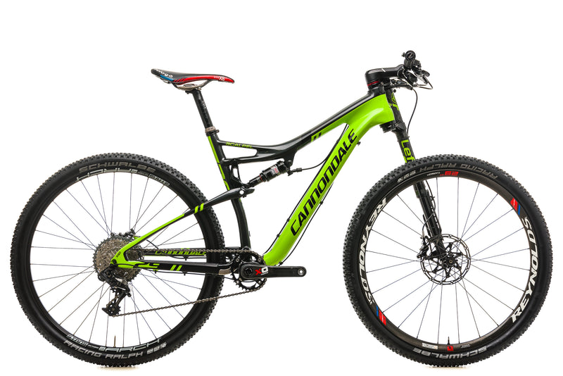 Cannondale Scalpel Carbon Team Mountain Bike - 2015, Large drive side