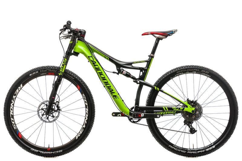 Cannondale Scalpel Carbon Team Mountain Bike - 2015, Large non-drive side