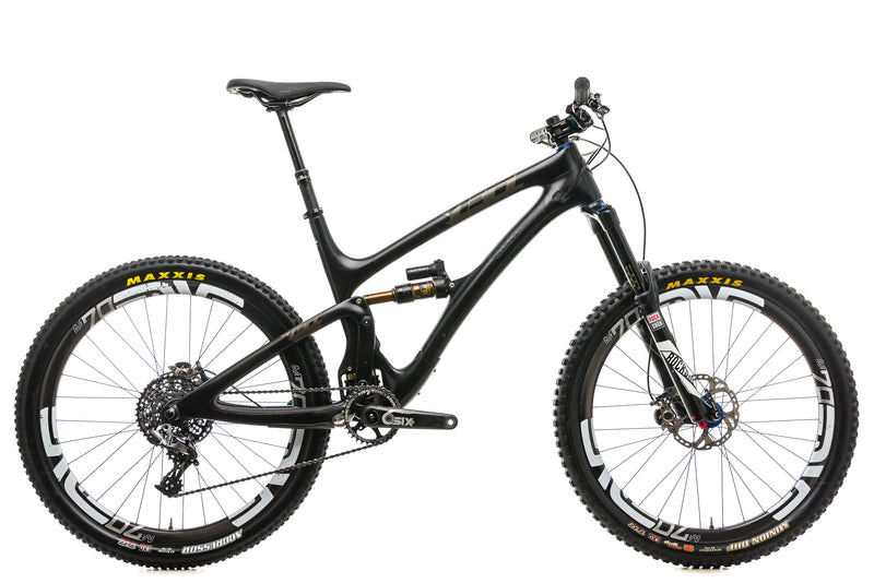 Yeti SB6c Mountain Bike - 2016, Large drive side