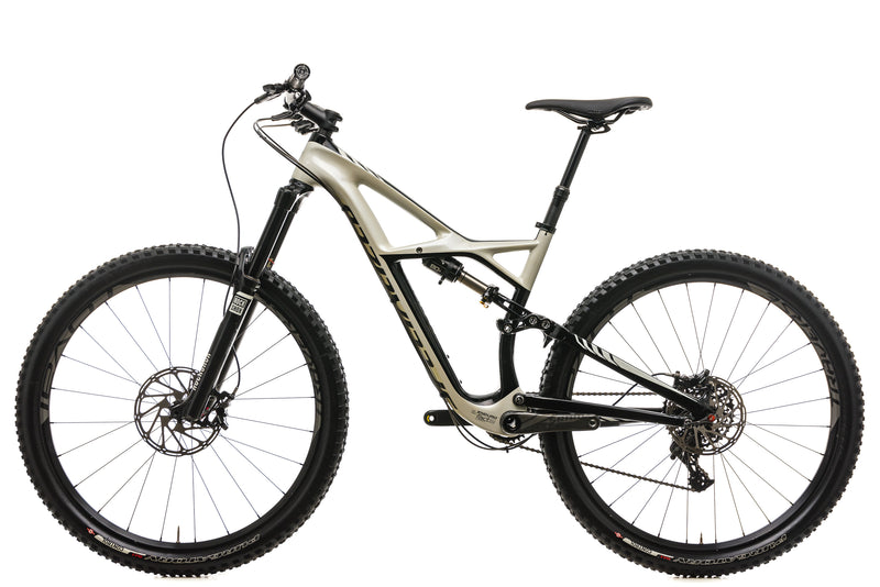 Specialized Enduro FSR Expert Carbon 29 Mountain Bike - 2015, Medium non-drive side