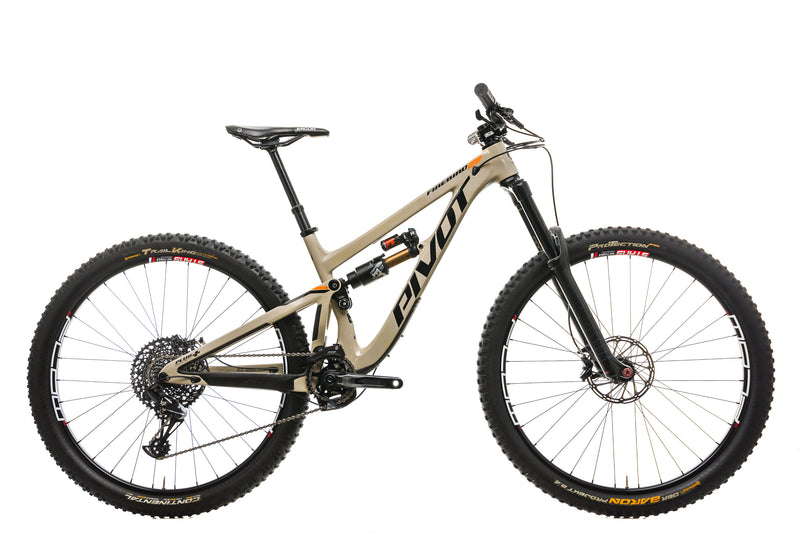 Pivot Firebird 29 Mountain Bike - 2019, Small drive side