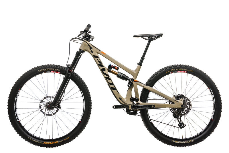 Pivot Firebird 29 Mountain Bike - 2019, Small non-drive side