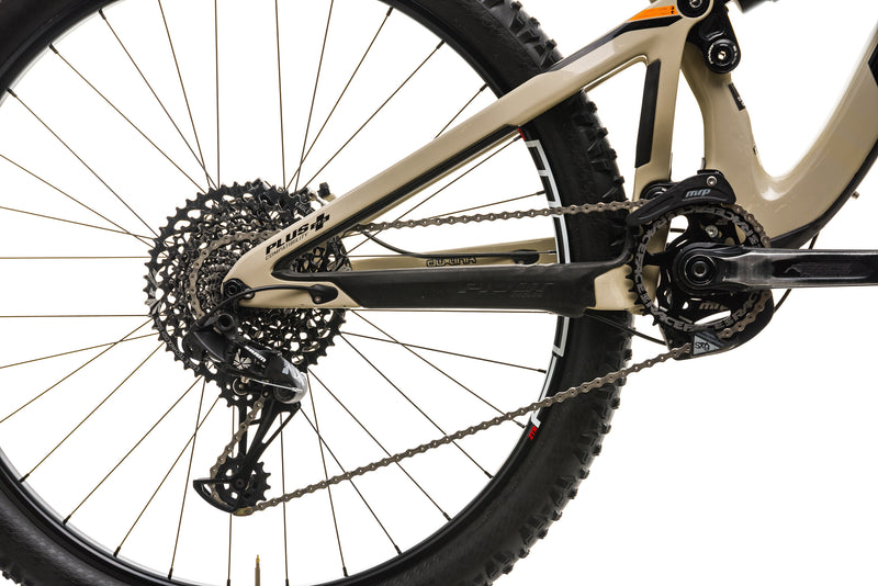 Pivot Firebird 29 Mountain Bike - 2019, Small drivetrain