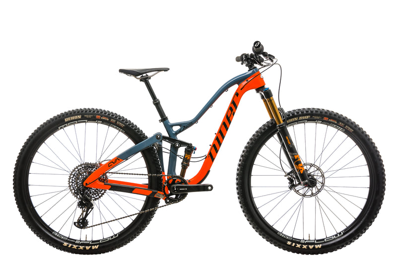 Niner JET 9 RDO 4-Star Mountain Bike - 2019, X-Small drive side