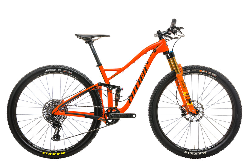 Niner RKT 9 RDO 4-Star Mountain Bike - 2019, Small drive side