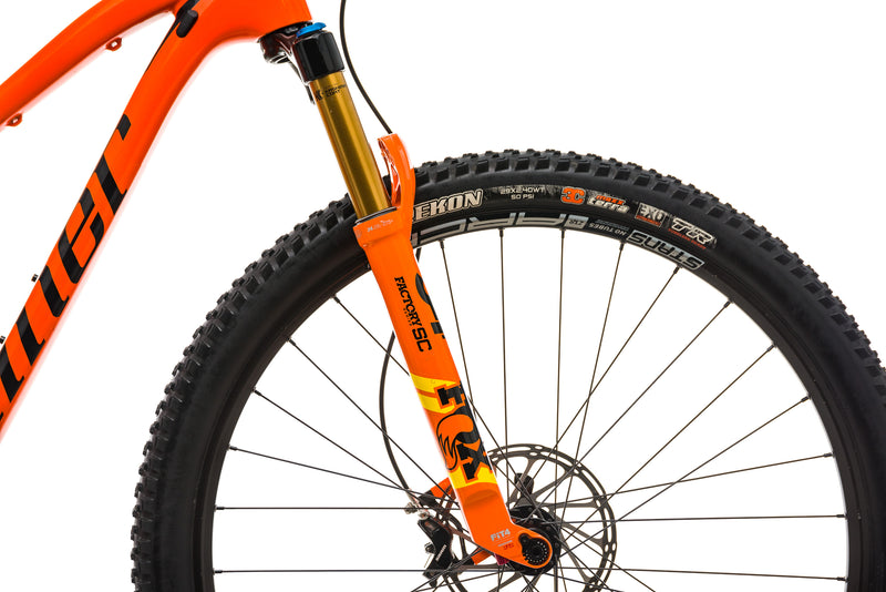 Niner RKT 9 RDO 4-Star Mountain Bike - 2019, Small cockpit