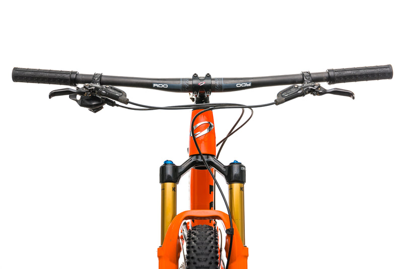 Niner RKT 9 RDO 4-Star Mountain Bike - 2019, Small crank