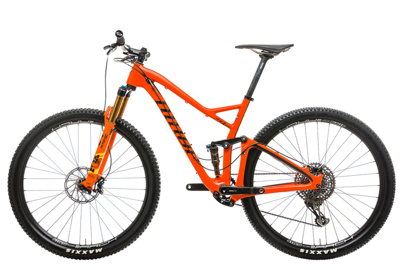 Niner RKT 9 RDO 4-Star Mountain Bike - 2019, Medium non-drive side