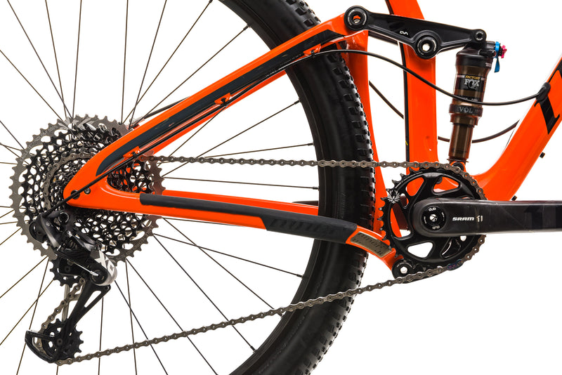 Niner RKT 9 RDO 4-Star Mountain Bike - 2019, Medium drivetrain