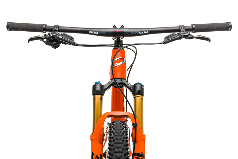 Niner RKT 9 RDO 4-Star Mountain Bike - 2019, Medium crank