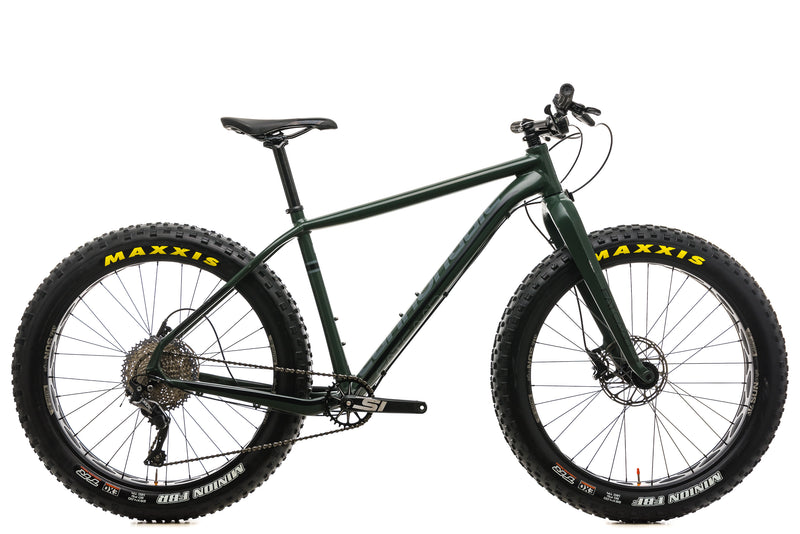 Cannondale Fat CAAD 2 Fat Bike - 2019, Large drive side