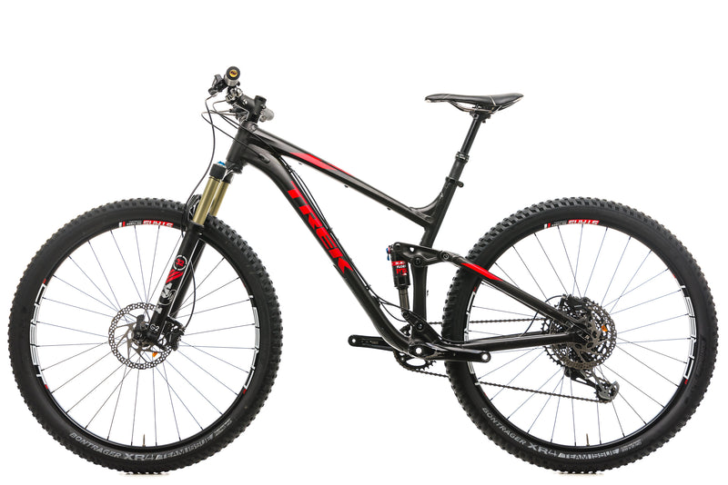 Trek Fuel EX 8 29 Mountain Bike - 2016, 19.5 non-drive side