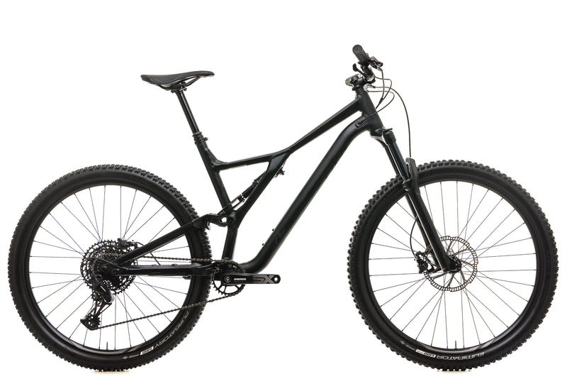 Specialized Stumpjumper ST Alloy 29 Mountain Bike - 2020, X-Large drive side